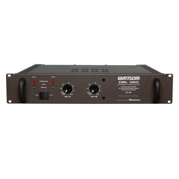 Amplificador CICLOTRON DBL 360