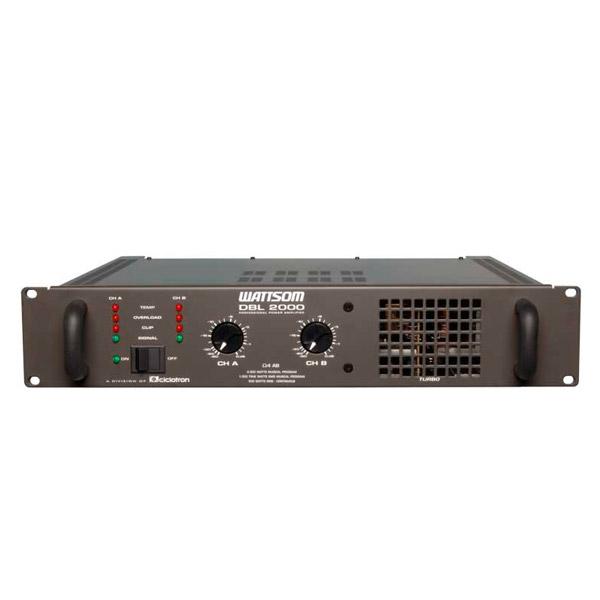 Amplificador CICLOTRON DBL 2000