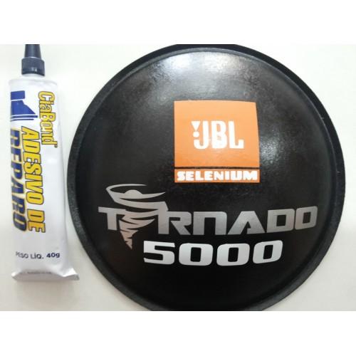 Protetor Calota Para Alto Falante JBL Selenium Tornado 5000 + Cola