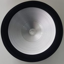 Cone de Alumínio de 15″