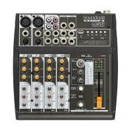 Mesa De Som Soundcraft SX 602 Fx Usb