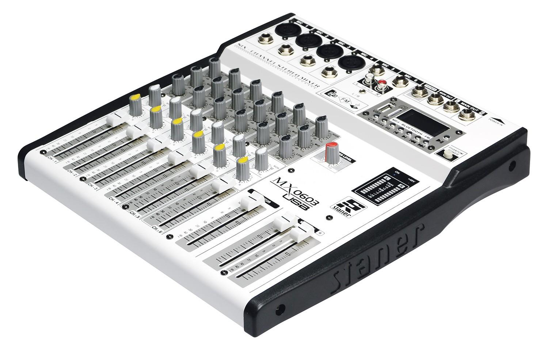 Mesa De Som Staner Mx0603 USB