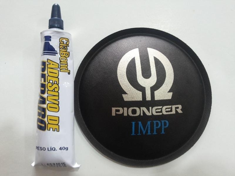 Protetor Para Alto Falante Pioneer IMPP 120MM + Cola